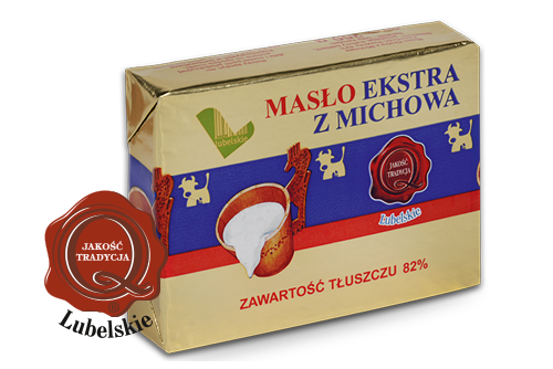 Maslo Ekstra z Michowa